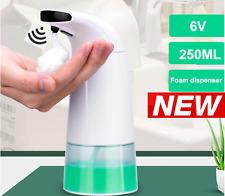 Automatic Sensor Liquid Soap Sanitizer Dispenser The Hands-Free Soap Dispenser
