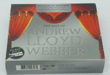 The Best of Andrew Lloyd Webber - 3 CD & DVD Set, 2008 + Phantom of the Opera