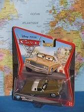 DISNEY PIXAR CARS 2 MEL DORADO #27 ***BRAND NEW & RARE***
