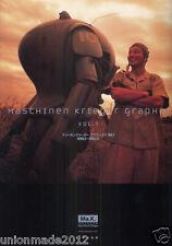 Kow Yokoyama Ma.K Maschinen Krieger Graphics Vol.1 Art Book Graphix 1999-2001