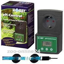 HOBBY PH-Controler ECO mit Elektrode, Digitale Aquarium PH- CO2 Steuerung