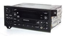 2001 Dodge Ram Van 1500 RAZ Radio AM FM CD Cassette w Aux Input P04704383 SWC
