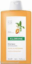 Klorane Nourishing treatment shampoo with mango butter for Dry Hair 400ml