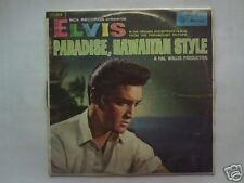 Paradise,Hawaiian Style-Elvis Presley-Movie Soundtrack-Record LP