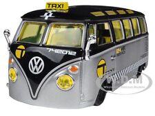 """VOLKSWAGEN SAMBA VAN/BUS TAXI 1/25 """"ALL STARS"""" DIECAST MODEL CAR BY MAISTO 31364"""