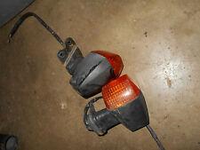 kawasaki zx600d ninja 600 zx6 zx6d rear back turn signals blinkers 90 91 92 93