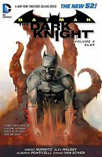 Batman: The Dark Knight Vol 4: Clay by Maleev, Van Sciver 2014 HC DC New 52