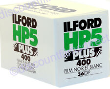 ILFORD Hp5 36 Exp B&amp W Film Multipack of 10 Camera