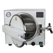 TOP dental Medical Steam Sterilizer Sterilizer Dental Lab Equipment 18L SAFE