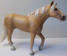 SCHLEICH paard, palomino (hengst) 13618
