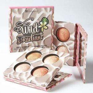 Authentic USA BH Cosmetics Wild & Radiant Illuminating & Bronzing Palette BNIB