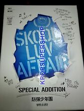BTS Mini Album Vol 2 Skool Luv Affair CD 2 DVD Special Edition Great Jin PC