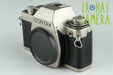 Contax S2 35mm SLR Film Camera #23292 D5