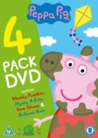 Neuf Peppa Pig - The Boue Flaques Collection DVD +