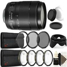 Canon EF-S 18-135mm f/3.5-5.6 IS USM Lens and Ultimate Accessories for DSLRs