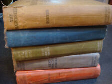 GENE STRATTON PORTER FIRST EDITION BOOKS LOT OF 6