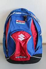 Rucksack Suzuki BSB British SuperbikeTeam Tasche, Blau-Rot - original Suzuki