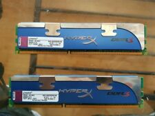 Kingston HyperX 4GB (2 X 2GB) 240-Pin DDR3 SDRAM DDR3 1600 (PC3 12800)