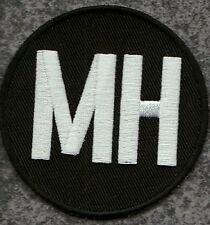 "2015 Houston Astros Milo Hamilton ""MH"" Memorial Jersey patch"