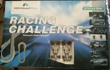 Scalextric Racing Challenge Williams F1 BMW F22 Set Pre Owned