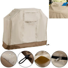 """60"""" Waterproof Outdoor Patio Barbeque Grill Oven Cover Furniture Protection"""
