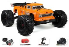 Arrma RC Outcast 6S BLX 4WD Stunt Truck 2.4GHz orange RTR 1:8