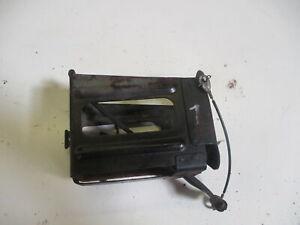 Yamaha DT 125 E Année Fab. 78 1G0 Boîte de la Batterie (1) Compartiment Capot