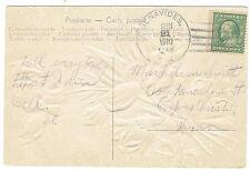 Benavides Texas June 1910 4-Bar cancel example 2