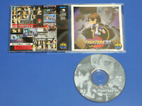 The King of Fighters 97 Free shipping SNK Neo Geo CD Import Japan
