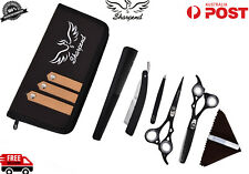 Professional Hair Cutting + Thinning Scissors Barber Shears Hairdressing Set 6.5
