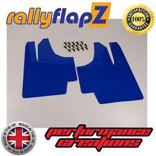 rallyflapZ SUZUKI IGNIS Sport 03-05 Mud Flaps Mudflaps Blue Qty 4 (3mm PVC)