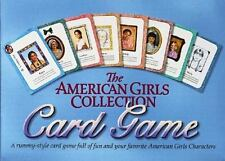 American Girl American Girls Collection Card Game 2002