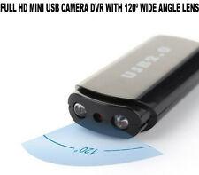 U-838 MINI SPY CAMERA DVR IR NIGHT VISION WITH MOTION DETECTION