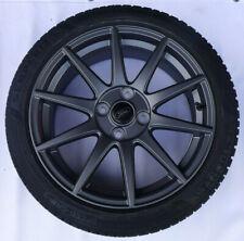 Ford Fiesta Winterräder 4x Rad Reifen Alu ab 05/17 Semperit 205/45 R17 2368550