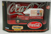Matchbox 1/43 - Ford AA Truck Coca Cola