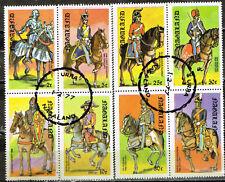 Nagaland Horses Cavallery History set 1977