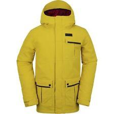 Volcom Pat Moore Snowboard Jacket (XL) Yellow
