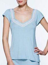 New Size 12 Lepel Francesca Pyjama nightwear top sea green