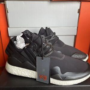 RARE Adidas Y-3 Retro Boost discontinued black fw2015 S83256 US 9.5