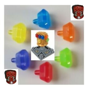 Genuine LEGO Infinity Stone or Gauntlet Marvel Avengers Endgame Infinity War