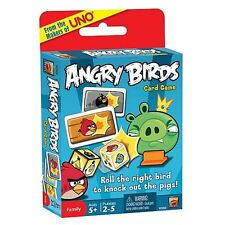 Sealed Angry Birds Card Game