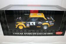 Kyosho Fiat 131 Abarth Tour de Corse 1977 #5