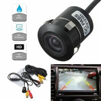 Universal Car Rear View Camera Reverse Backup Parking Waterproof Night Vision