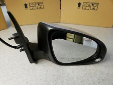 NEW SILVER Right Passenger Mirror 2014-2017 Toyota Corolla Power Heated