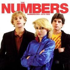 NUMBERS, THE Numerology 1979-1982 CD NEW DIGIPAK