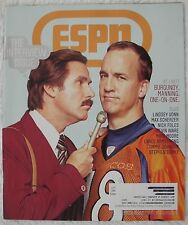 ESPN Magazine - December 23, 2013 The Interview Back Issue Used Peyton Manning