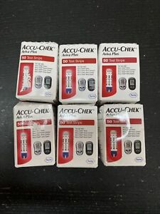 accu-chek Aviva plus Retail Diabetic test strips 300 Strips.