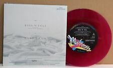 """The Chantoozies """"Kiss 'n'Tell""""Aussie Press.1988 Mushroom Label Pink Vinyl N Mint"""