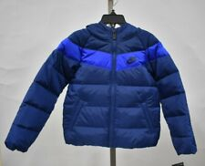 NIKE Size XS Blue Void Jacket