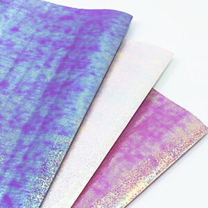 Birthday Gift Wrapping Paper Shiny Rainbow Color Bouquet Wedding Decor 19X27 in